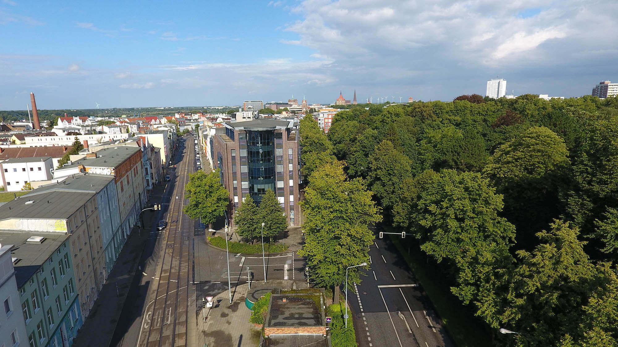 Kardiologische Praxis im Zentrum von Rostock