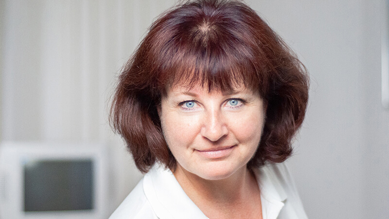 Cathleen - Mitarbeiterin in der Kardiologischen Gemeinschaftspraxis