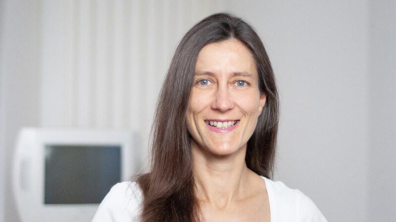 Annett - Mitarbeiterin in der Kardiologischen Gemeinschaftspraxis