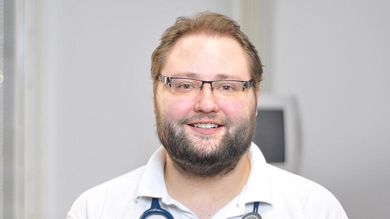 Phillipp - Mitarbeiter in der Kardiologischen Gemeinschaftspraxis