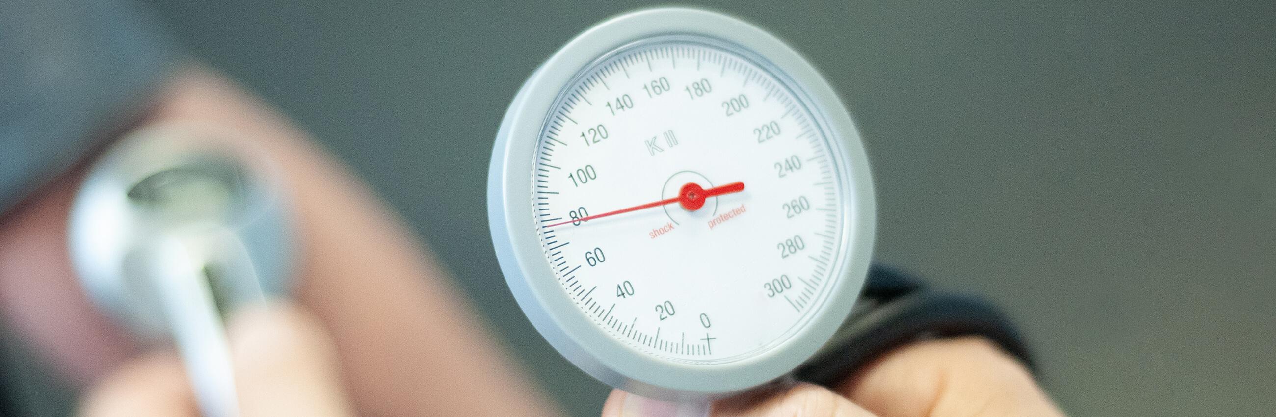 Regelmäßige Vorsorge von Herz-Kreislauf-Erkrankungen