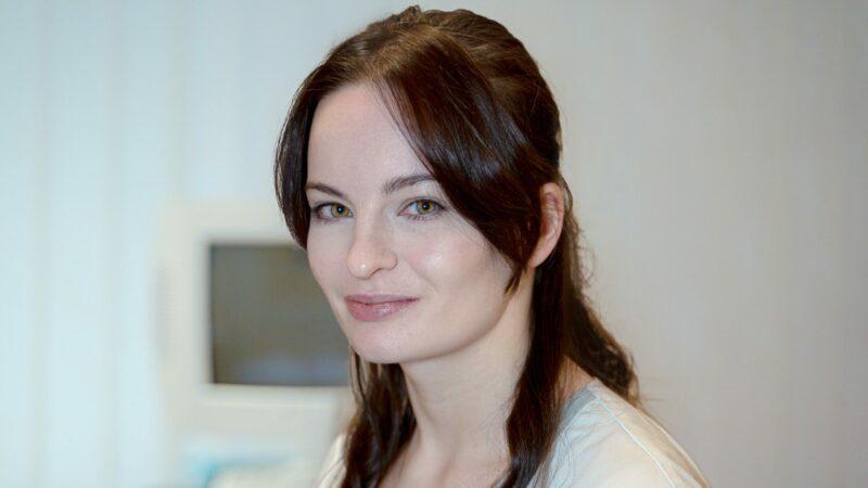 Janina - Mitarbeiterin In Der Kardiologischen Gemeinschaftspraxis