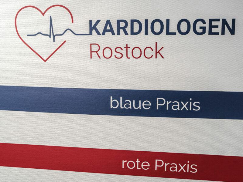Flurgestaltung Kardiolosche Praxis