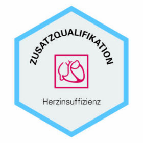 Logo Zertifizierung Herzinsuffizienz